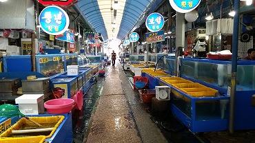 馬山魚市場